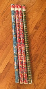 Despicable Me Wrapping Paper in Shorewood, Illinois