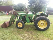 tractor and rototilling work in Leesville, Louisiana
