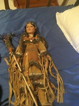 Indain porcline doll in Cleveland, Texas