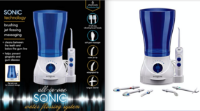 New! Interplak Sonic Water Flossing System by Conair SWJ2 in Orland Park, Illinois