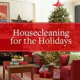 House Cleaning for the Holidays in Camp Lejeune, North Carolina