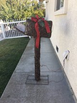 animated mail box in Travis AFB, California