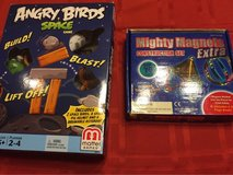 Angry Birds Space Game plus Magnets Construction Set in Morris, Illinois