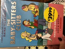 Babysitters Club graphic set in Las Vegas, Nevada