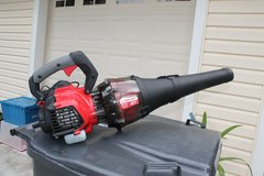 Troy Bilt 2 cycle blower in Perry, Georgia