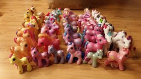 Large selection of My Little Ponies 2002 in Joliet, Illinois