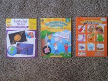 36 home schooling books in very good condition - tutors, and keeping your kids up to par in Conroe, Texas