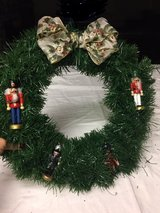 nutcracker wreath in Fairfield, California