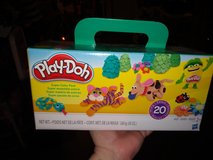 20 pc set play doh in Clarksville, Tennessee