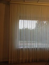 Lace Curtains in DeKalb, Illinois