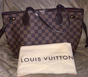 Authentic Louis Vuitton Neverfull pm in Stuttgart, GE
