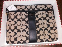 Coach Signature Tablet case Protective Sleeve in Baumholder, GE