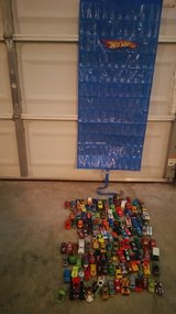 130 Hot wheels and Door Hanger in Clarksville, Tennessee