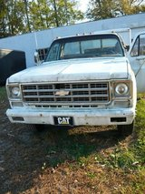79 Chevy Truck in Fort Campbell, Kentucky