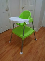 Convertable High Chair - Grow-With-Me in Beaufort, South Carolina