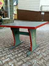 OLD KITCHENTABLE Hand Painted Dinning table ? STABLE * DINING TABLE ? ** Delivery available in Wiesbaden, GE