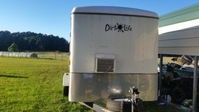 Enclosed  trailer in Byron, Georgia