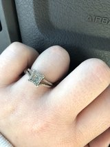 diamond ring in white gold in DeRidder, Louisiana