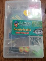 LAKER CRAPPIE-PANFISH ASSORTMENT in Plainfield, Illinois