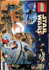 2017 Lego Star Wars advent in Ramstein, Germany
