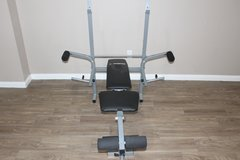 Confidence Fitness Home Gym Multi Use Weight Lifting Bench in Spring, Texas