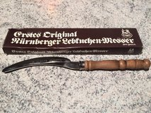 gingerbread knife in Ramstein, Germany