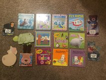 16 Various Board Books in Camp Lejeune, North Carolina
