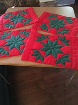 Christmas placemats (4) in Alamogordo, New Mexico