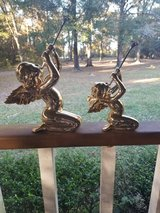 Dept 56 gold angels in Fort Polk, Louisiana