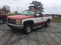 1990 CHEVROLET SILVERADO K1500, in Fort Leonard Wood, Missouri