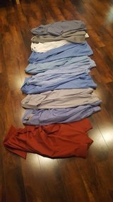 Assorted men's long sleeve dress shirts in Fort Knox, Kentucky