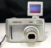 PENTAX OPTIO DIGITAL CAMERA in Houston, Texas