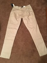 Men's Chino khaki pants NEW in Alamogordo, New Mexico