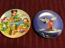 Disney plates in Alamogordo, New Mexico