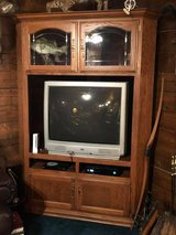 Entertainment Center and Television in DeRidder, Louisiana