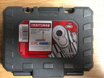 Craftsman 11 pc Socket Wrench Set 1/4 in Drive in Fort Knox, Kentucky