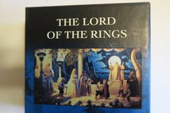 12 CD J. R. R. Tolkien: The Lord of the Rings by J. R. R. Tolkien (1999, CD, new condition in Okinawa, Japan