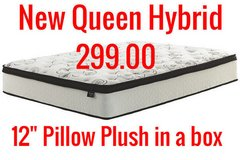 Mattress blow out  !!!!!! 5 queens under 299 in Wilmington, North Carolina
