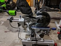 Compound Miter Saw with Stand in Nashville, Tennessee