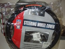 NFL Chicago Bears steering wheel cover in Yorkville, Illinois