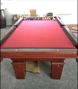 pool table in San Antonio, Texas