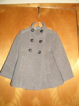 Beautiful Zara Kids Double Breasted Girls Tan Dress Coat ... Size 4-5 in Great Lakes, Illinois