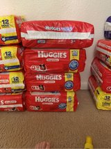 Huggies Diapers Size 3 in Camp Pendleton, California