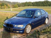 2002 BMW 316 TI M3-SUSPENSION - BRAND NEW INSPECTION in Spangdahlem, Germany