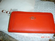 Coach Accordian  Wallet-NWT in Houston, Texas