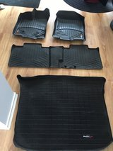 weather tech floor liners 2014 Ford Edge & Lincoln MKX in Westmont, Illinois
