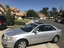 2008 Hyundai Sonata in Lake Elsinore, California