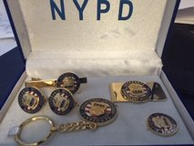 Beautiful NYPD Cuff Link Set - $95 in Spring, Texas