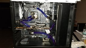 Water cooled Nvidia Titan Xp, Asus IX Formula, & P400s (Card, MB, Case Only) in Grafenwoehr, GE