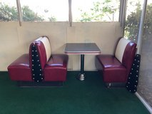Diner Booths in Yucca Valley, California